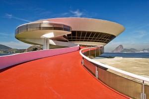 Museu de Arte Contemporanea de Niteroi, Rio de Janeiro