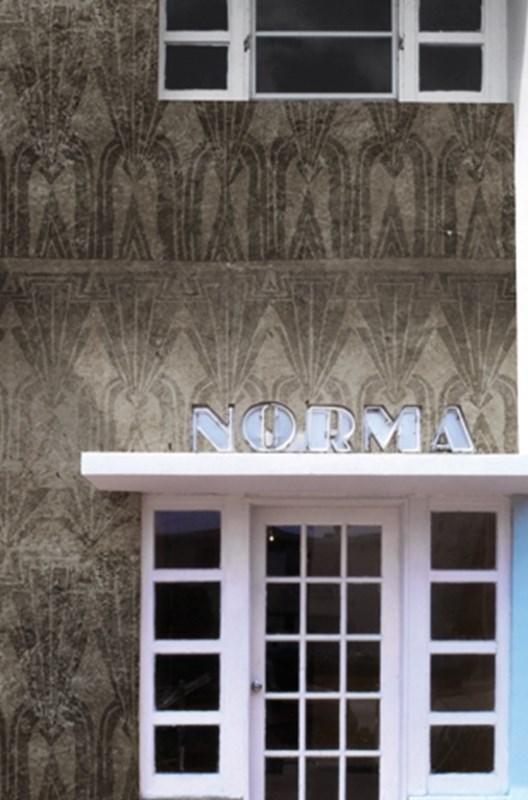 Uxmal, Wall & Deco
