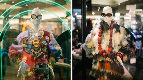Iris Apfel in Paris