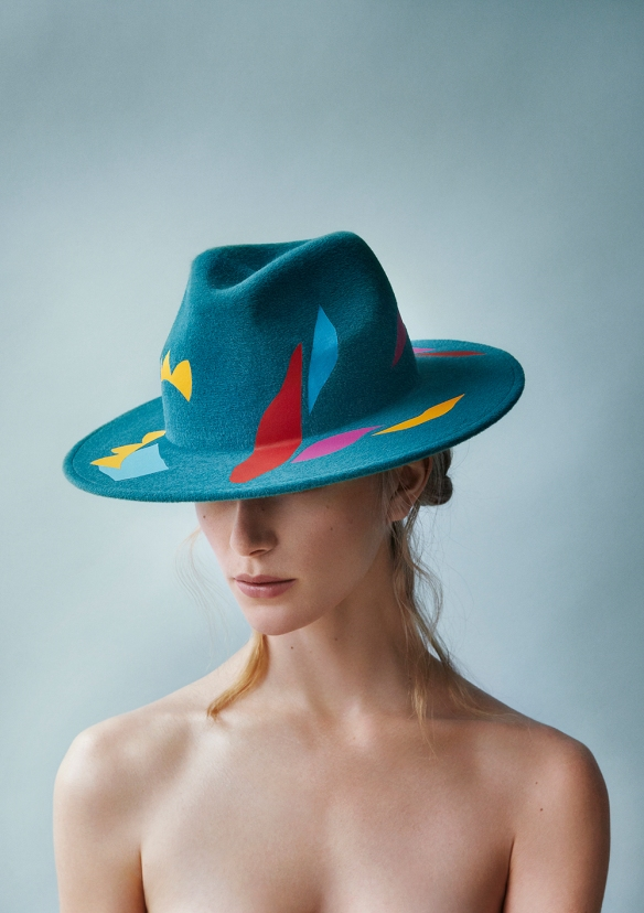 Hats by Laura Apsit Livens